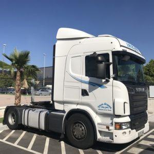 Scania R500 ocasion